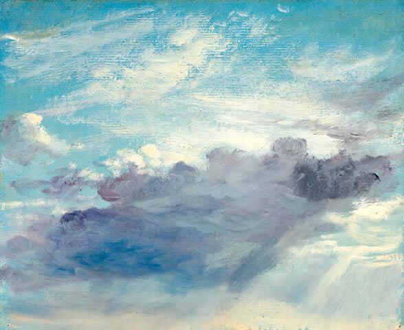 Cloud Study, John Constable