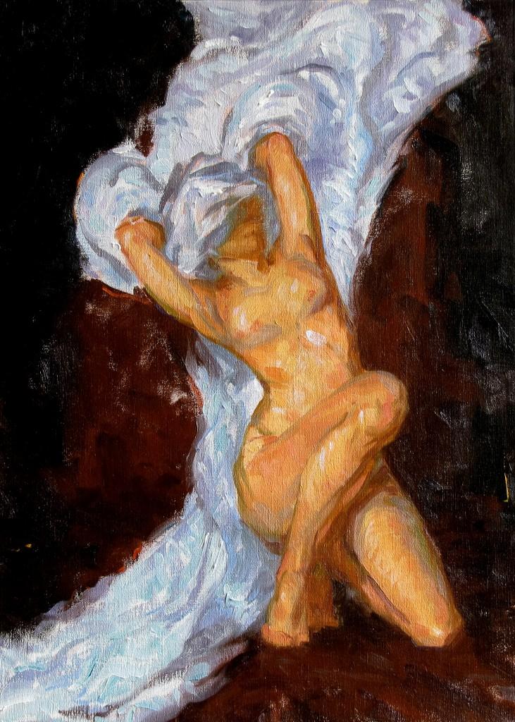 Kneeling Figure2